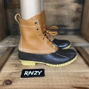"""LL Bean 8"""" Waterproof Thinsulate Lined Boot LLB039"""
